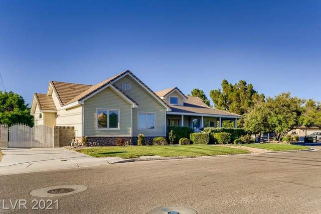 7690 N Jones Boulevard, Las Vegas, NV 89131 (MLS #2328635) :: Lindstrom Radcliffe Group