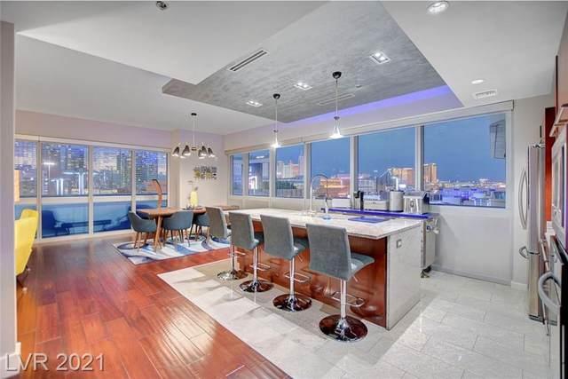 4471 Dean Martin Drive #810, Las Vegas, NV 89103 (MLS #2328656) :: Alexander-Branson Team | Realty One Group