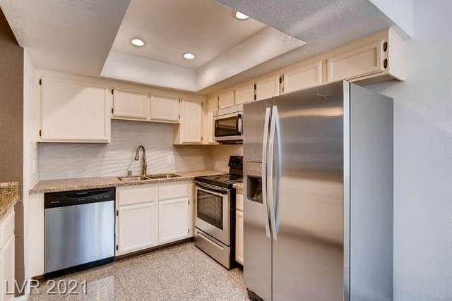 948 Falconhead Lane #102, Las Vegas, NV 89128 (MLS #2328665) :: Coldwell Banker Premier Realty