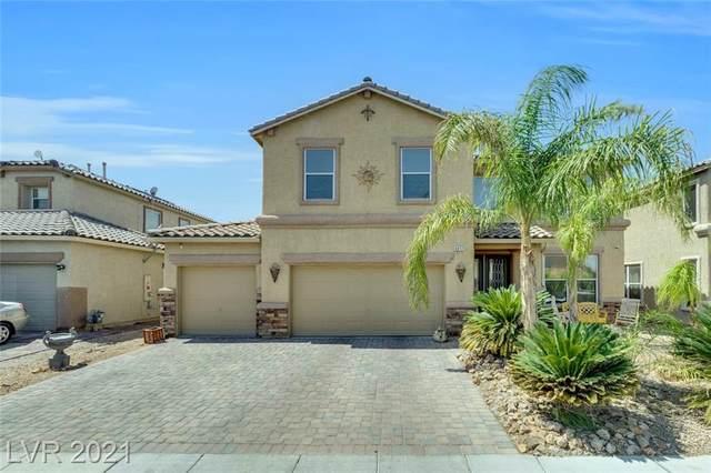 4217 Octans Street, North Las Vegas, NV 89032 (MLS #2328676) :: Custom Fit Real Estate Group