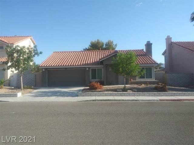 1420 Desert Ridge Avenue, North Las Vegas, NV 89031 (MLS #2328699) :: Jack Greenberg Group