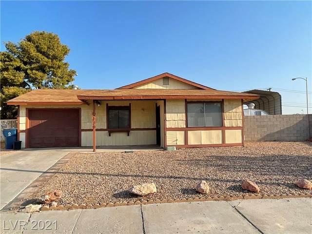 5610 Berchmans Avenue, Las Vegas, NV 89122 (MLS #2328713) :: Jack Greenberg Group