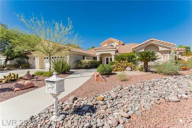 1541 Windhaven Circle, Las Vegas, NV 89117 (MLS #2328764) :: Hebert Group | eXp Realty