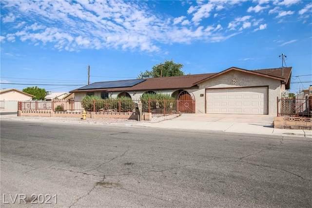 4412 Patterson Avenue, Las Vegas, NV 89104 (MLS #2328767) :: Lindstrom Radcliffe Group