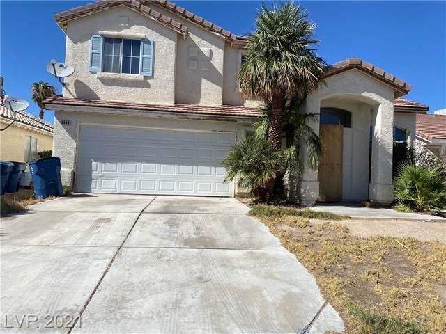 6094 Bing Cherry Drive, Las Vegas, NV 89142 (MLS #2328791) :: Hebert Group   eXp Realty