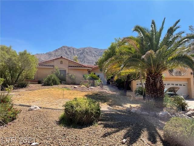 1068 Eastridge Way, Las Vegas, NV 89110 (MLS #2328795) :: Hebert Group   eXp Realty