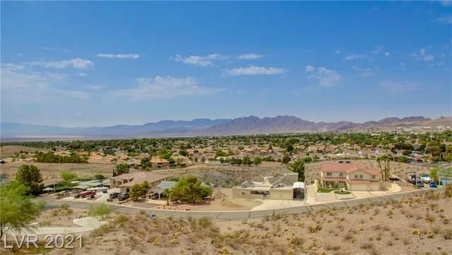 1413 Pueblo Drive, Boulder City, NV 89005 (MLS #2328802) :: Signature Real Estate Group