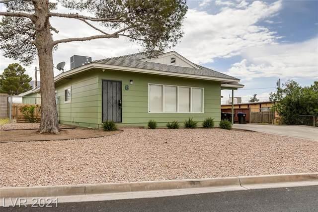 6 Arizona Way, Henderson, NV 89015 (MLS #2328819) :: Keller Williams Realty
