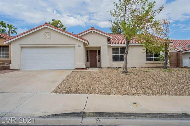 720 Cozy Canyon Drive, Henderson, NV 89002 (MLS #2328827) :: The Melvin Team