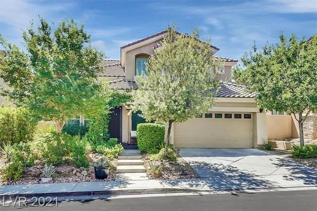 11753 Via Vera Cruz Court, Las Vegas, NV 89138 (MLS #2328832) :: Alexander-Branson Team | Realty One Group