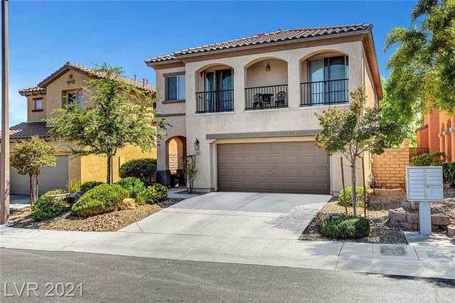 11809 Alava Avenue, Las Vegas, NV 89138 (MLS #2328845) :: The Melvin Team