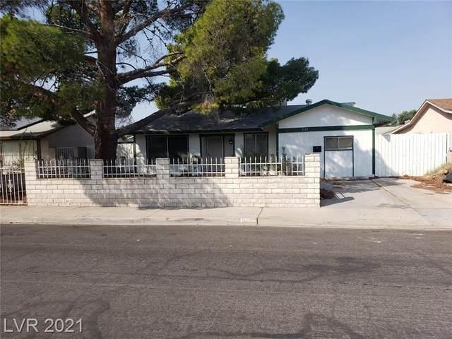 1101 Meyer Street, Las Vegas, NV 89101 (MLS #2328875) :: Jack Greenberg Group