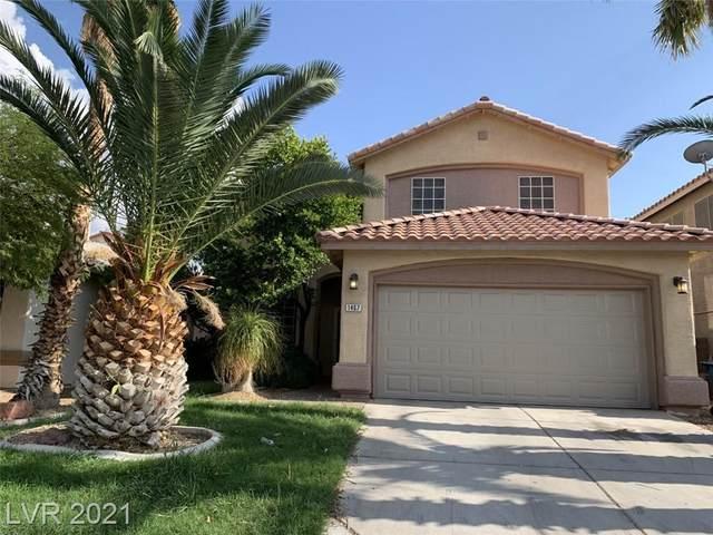 1467 Verde Triandos Drive, Henderson, NV 89012 (MLS #2328904) :: Signature Real Estate Group