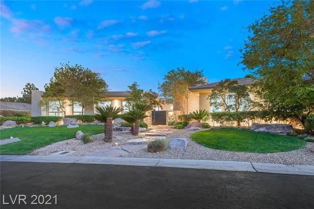37 Promontory Ridge Drive, Las Vegas, NV 89135 (MLS #2328912) :: The Melvin Team