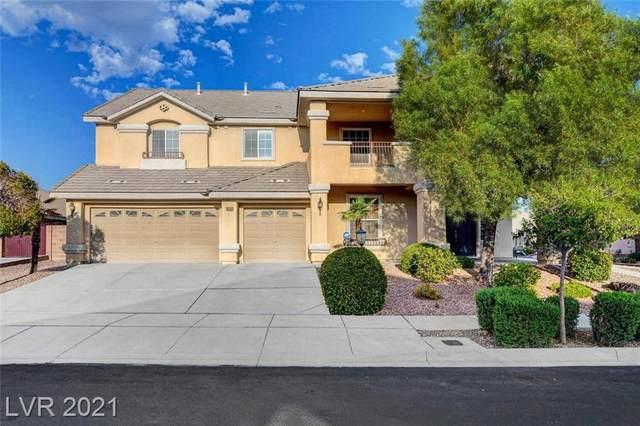 8508 Canyon Ranch Street, Las Vegas, NV 89131 (MLS #2328945) :: Lindstrom Radcliffe Group