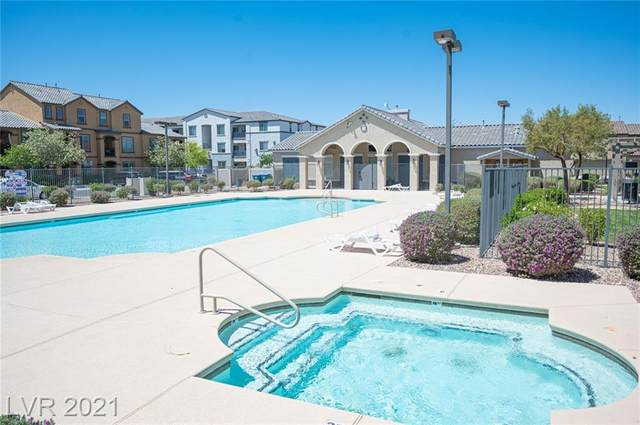 4437 Dover Straight Street #301, Las Vegas, NV 89115 (MLS #2328950) :: Signature Real Estate Group