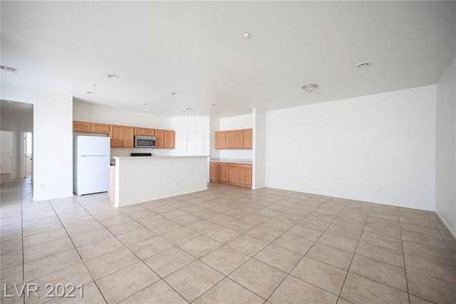 4437 Dover Straight Street #208, Las Vegas, NV 89115 (MLS #2328951) :: Signature Real Estate Group