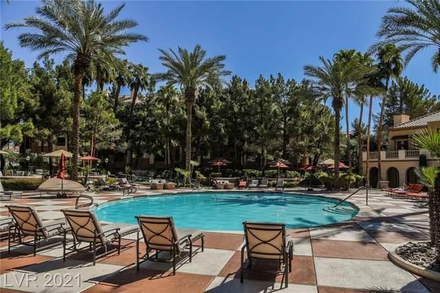 270 E Flamingo Road #418, Las Vegas, NV 89169 (MLS #2328954) :: Galindo Group Real Estate