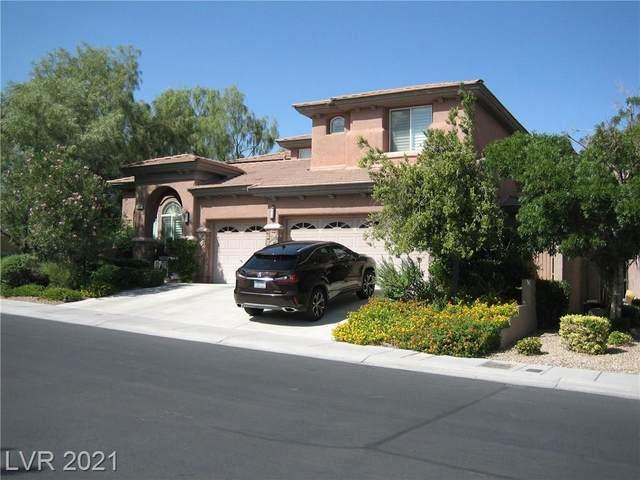 11392 Rancho Villa Verde Place, Las Vegas, NV 89138 (MLS #2328957) :: Galindo Group Real Estate