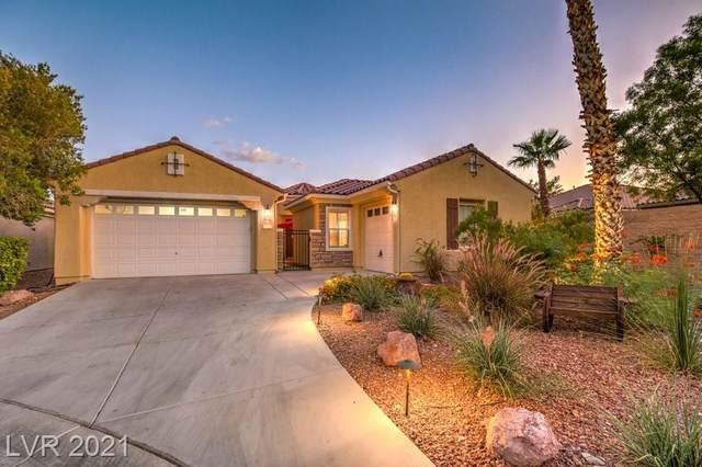7607 Kenwood Hills Court, Las Vegas, NV 89131 (MLS #2328958) :: The Perna Group