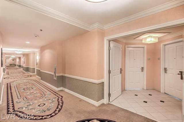 145 E Harmon Avenue #1204, Las Vegas, NV 89109 (MLS #2328968) :: Hebert Group | eXp Realty