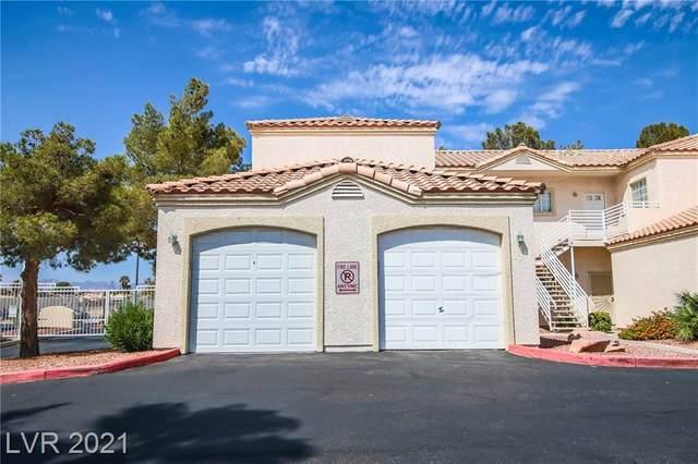 1900 N Torrey Pines Drive #201, Las Vegas, NV 89108 (MLS #2328975) :: Keller Williams Realty