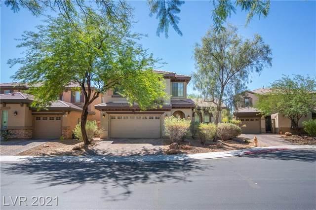 3833 Hawkeye Falls Avenue, North Las Vegas, NV 89085 (MLS #2329008) :: Hebert Group | eXp Realty