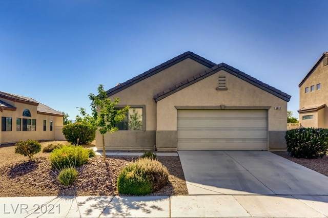 5609 Midnight Breeze Street, North Las Vegas, NV 89081 (MLS #2329014) :: Lindstrom Radcliffe Group