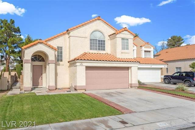 2753 Barrington Circle, Las Vegas, NV 89117 (MLS #2329033) :: Lindstrom Radcliffe Group