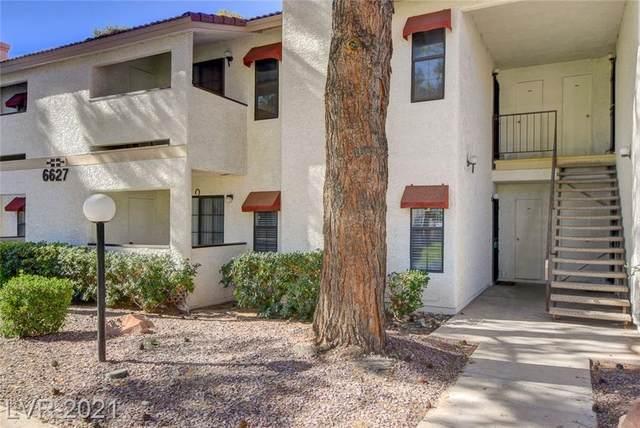 6627 Tropicana Avenue #102, Las Vegas, NV 89103 (MLS #2329044) :: Alexander-Branson Team | Realty One Group