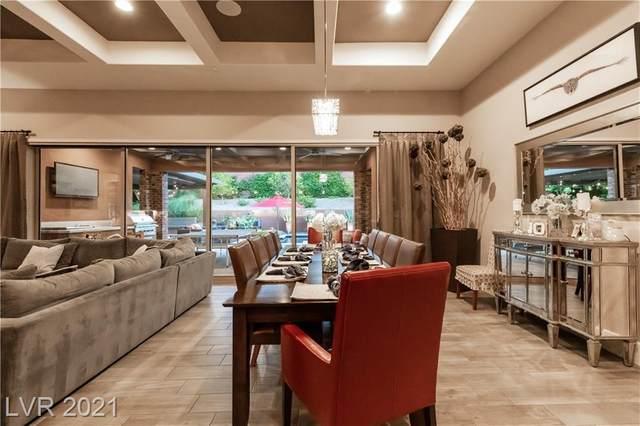 10543 Everhart Bay Drive, Las Vegas, NV 89135 (MLS #2329064) :: Signature Real Estate Group