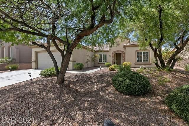 2069 Fountain City Street, Henderson, NV 89052 (MLS #2329097) :: Custom Fit Real Estate Group