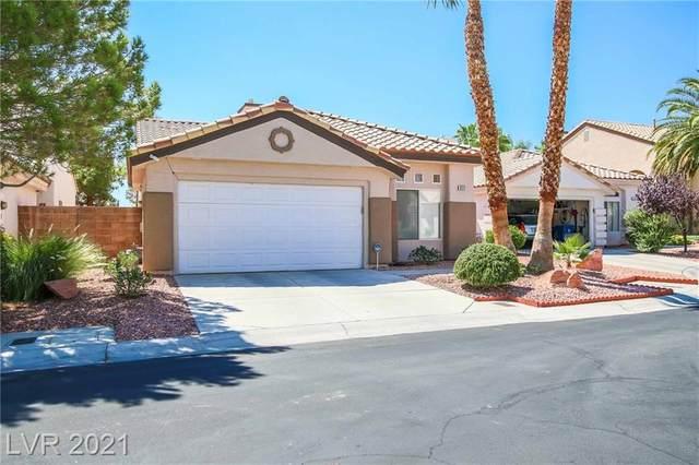 8313 Donatello Court, Las Vegas, NV 89129 (MLS #2329143) :: Coldwell Banker Premier Realty