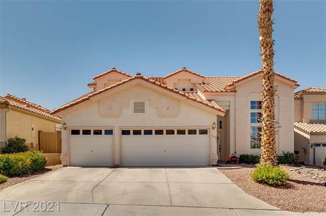 191 Reed Lane, Henderson, NV 89074 (MLS #2329192) :: Custom Fit Real Estate Group