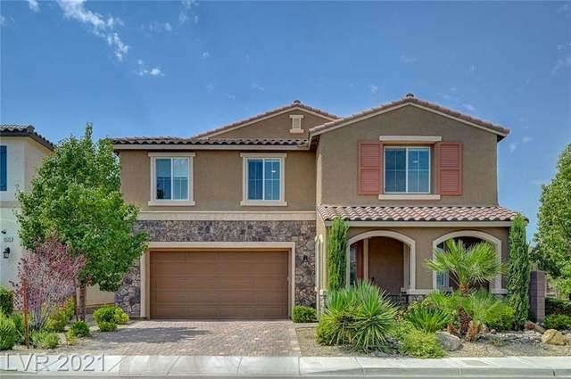 11515 Conerwood Street, Las Vegas, NV 89141 (MLS #2329247) :: Galindo Group Real Estate