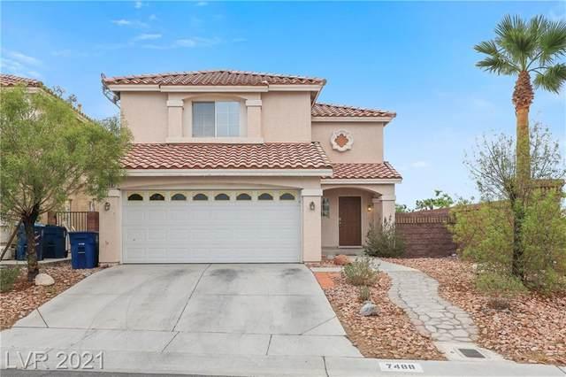 7488 Tuckaway Harbor Street, Las Vegas, NV 89139 (MLS #2329257) :: The Chris Binney Group | eXp Realty