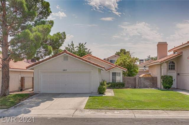 2813 Painted Rose Lane, Henderson, NV 89074 (MLS #2329258) :: Signature Real Estate Group