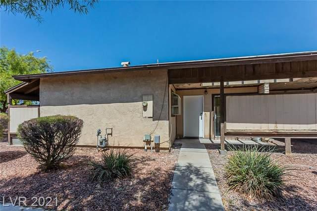 3017 Saint George Street E, North Las Vegas, NV 89030 (MLS #2329268) :: Custom Fit Real Estate Group