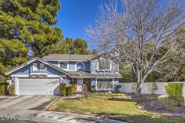 2804 Crystal Cove Drive, Las Vegas, NV 89117 (MLS #2329270) :: Hebert Group | eXp Realty