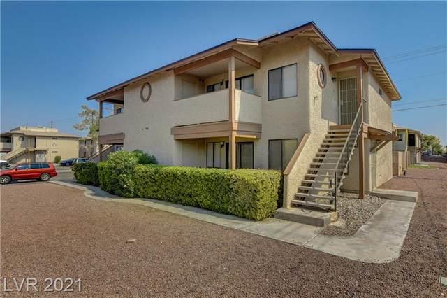 3712 Snorkel Circle #4, Las Vegas, NV 89108 (MLS #2329321) :: Galindo Group Real Estate