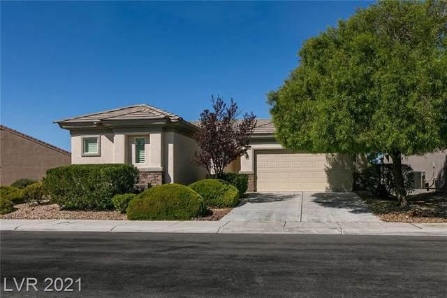 7345 Petrel Street, North Las Vegas, NV 89084 (MLS #2329331) :: Keller Williams Realty
