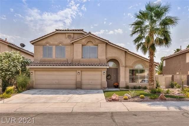 8309 Woodland Prairie Avenue, Las Vegas, NV 89129 (MLS #2329351) :: Custom Fit Real Estate Group