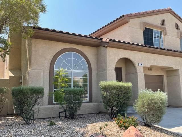7741 Allano Way, Las Vegas, NV 89128 (MLS #2329383) :: Coldwell Banker Premier Realty