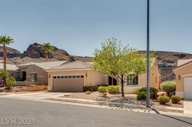2085 King Mesa Drive, Henderson, NV 89012 (MLS #2329442) :: The Chris Binney Group | eXp Realty