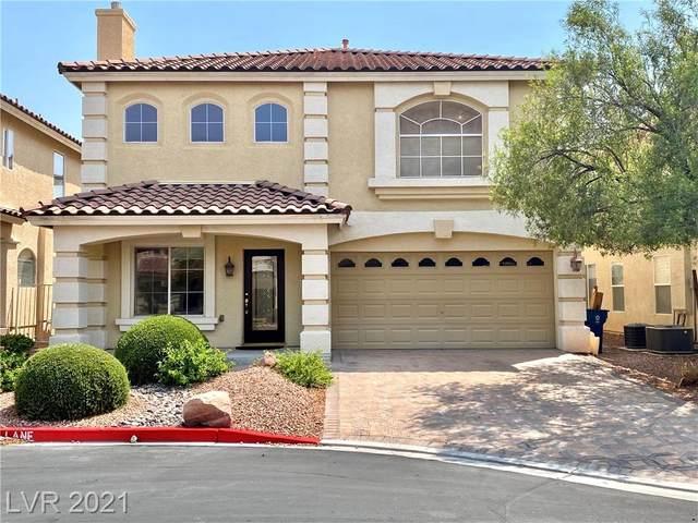 10862 Carberry Hill Street, Las Vegas, NV 89141 (MLS #2329484) :: Keller Williams Realty