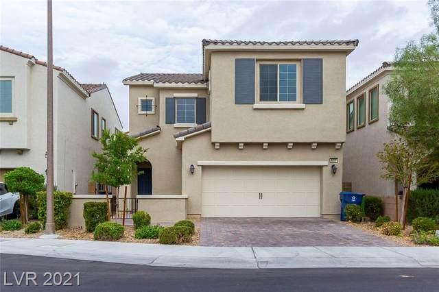 8017 Red Rock Crest Street, Las Vegas, NV 89166 (MLS #2329494) :: Keller Williams Realty
