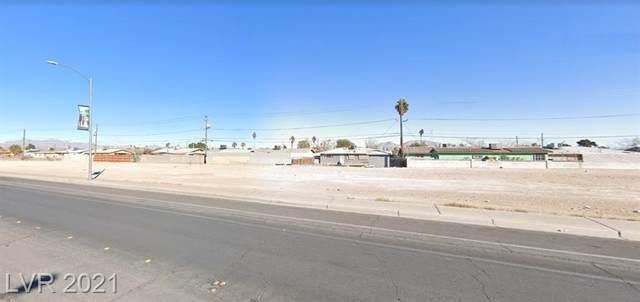 H.St, Las Vegas, NV 89106 (MLS #2329502) :: Jeffrey Sabel