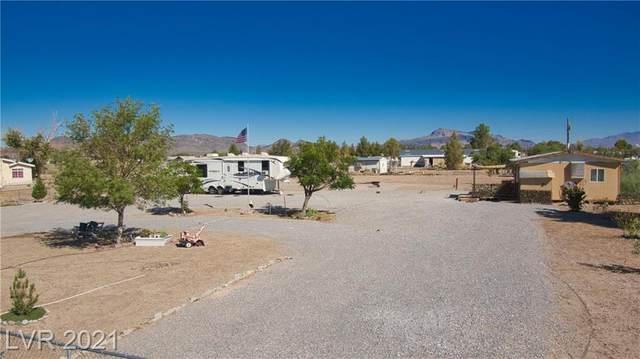 3390 Fritz Lane, Pahrump, NV 89048 (MLS #2329521) :: Galindo Group Real Estate