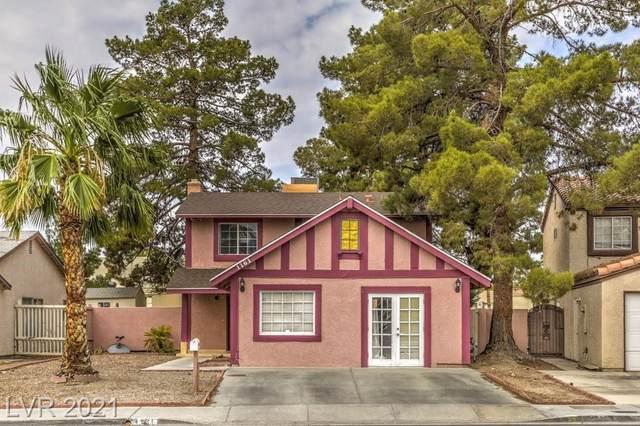 1161 S Christy Lane, Las Vegas, NV 89142 (MLS #2329525) :: Lindstrom Radcliffe Group