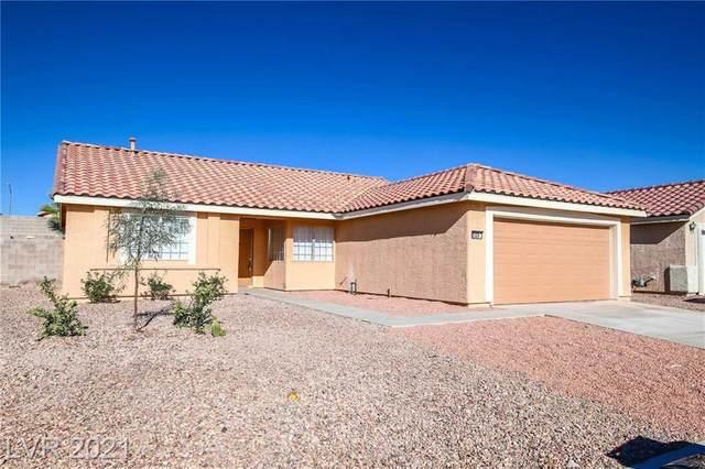 5329 Padero Drive, North Las Vegas, NV 89031 (MLS #2329535) :: Jeffrey Sabel